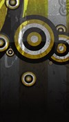 Yellow targets android wallpaper