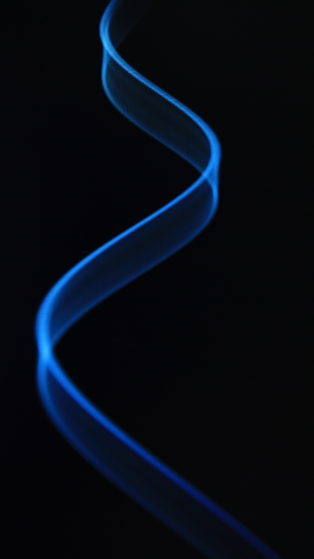 Samsung Galaxy Note 3 Wallpapers: Blue S-Wave Android ...