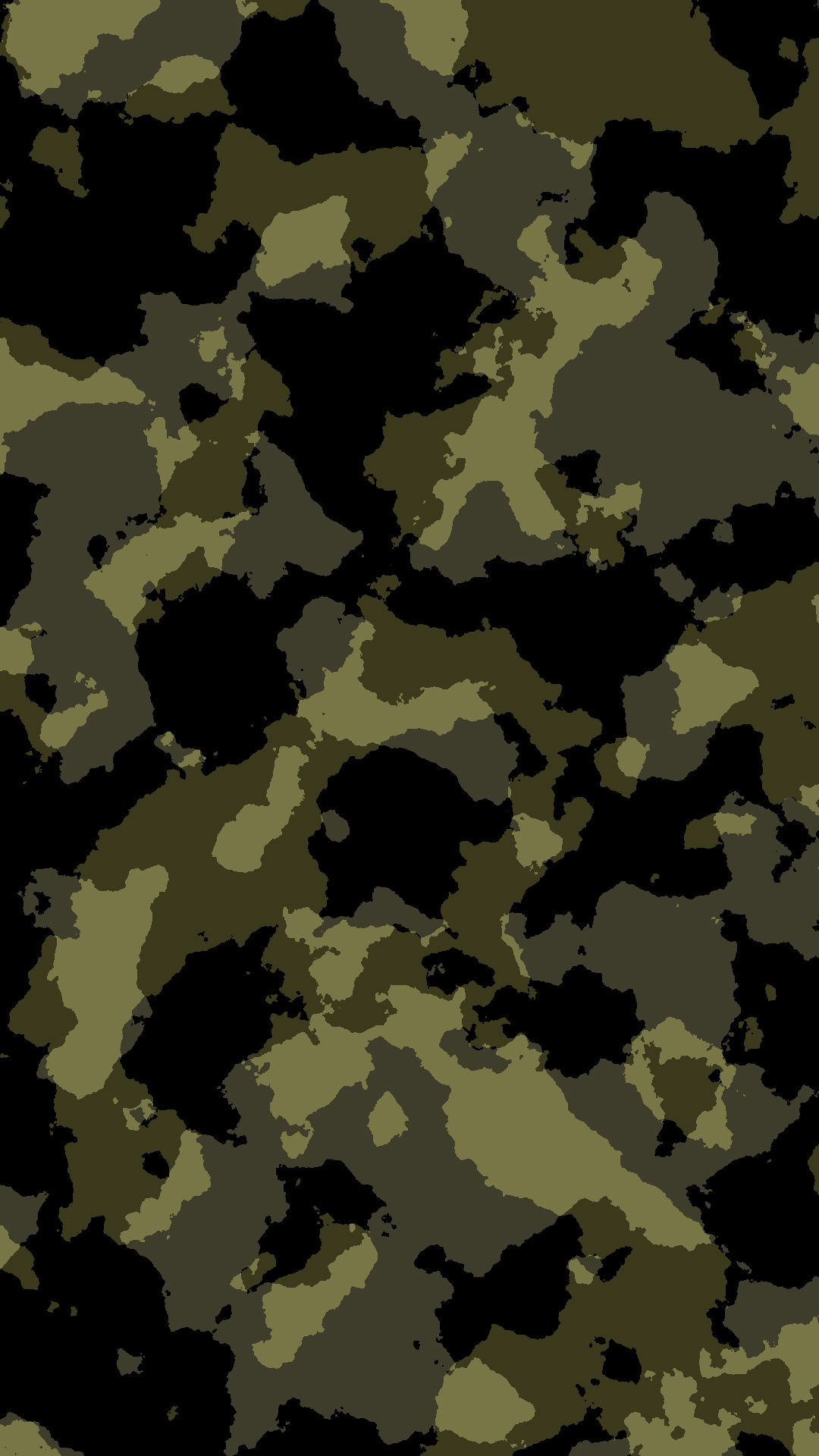 Google Pixel Wallpapers: Dark Green Camouflage Android ...